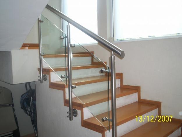 Barandillas Para Escaleras Interiores Modernas Interesting - Barandas-escaleras-modernas