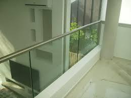 Baranda y vidrio interna
