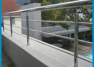 Barandilla balcon