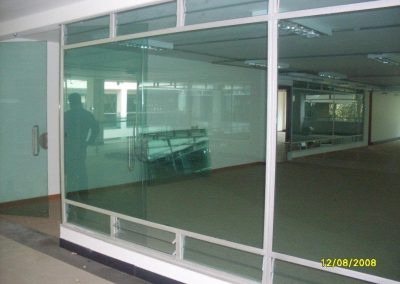 Ventaneria en aluminio Bogota